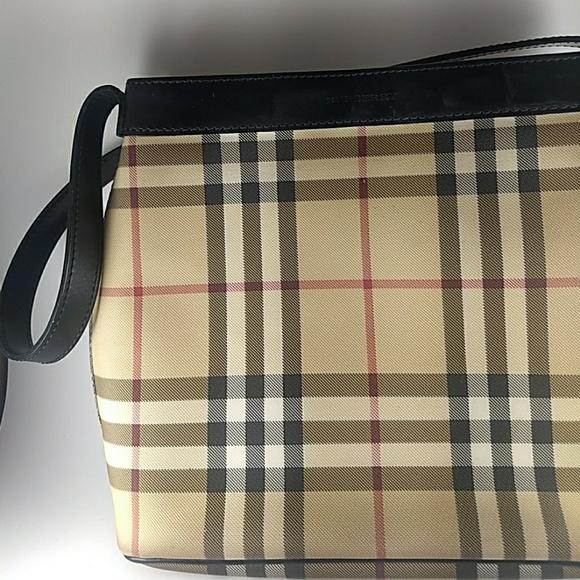 Burberry Handbags -  595 authentic Burberry London small tote bag 81948427f1f68
